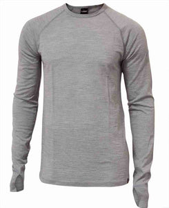 Underwool Crew Neck Frippe Shirt Mens