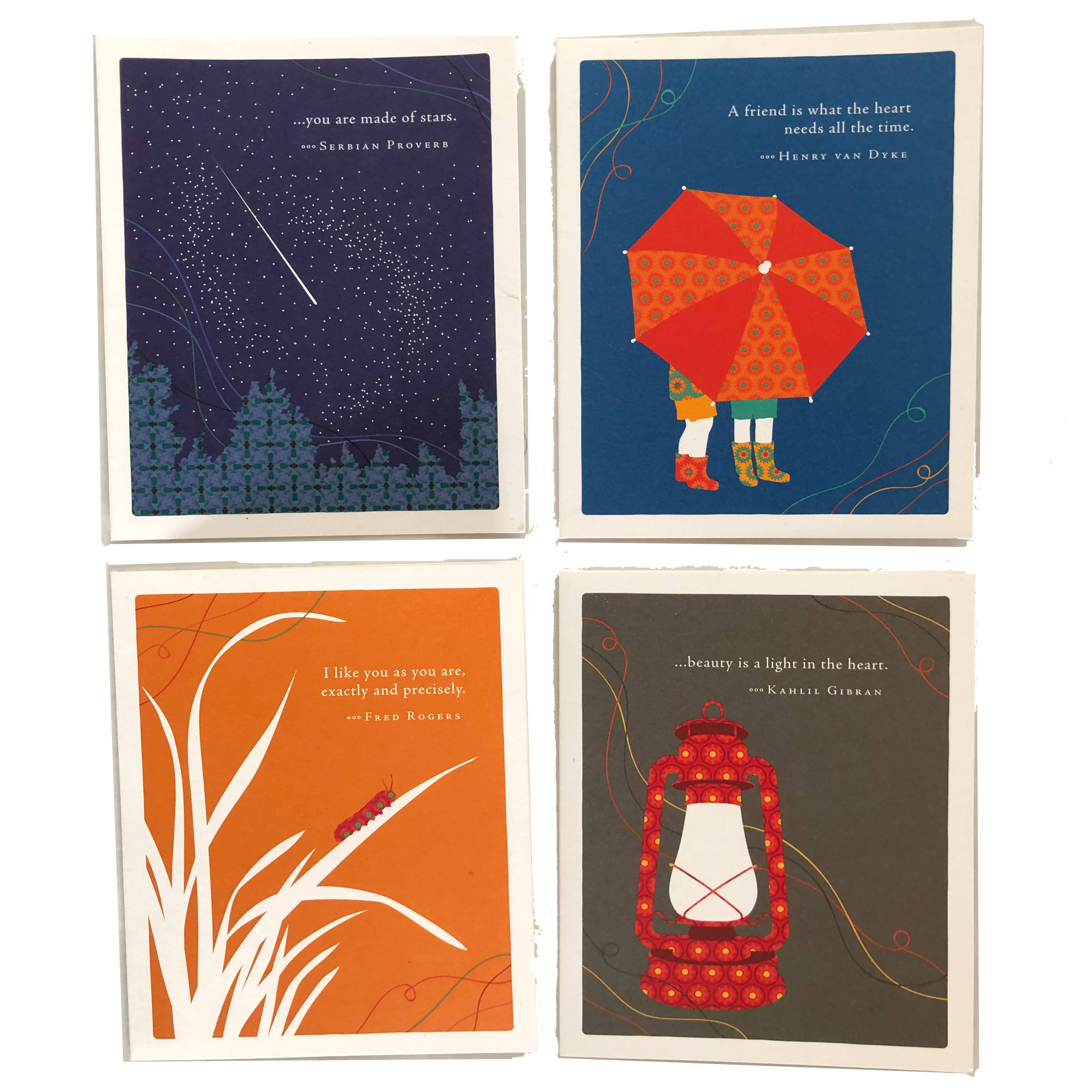 Happy Quote Any Occasion Card Pack