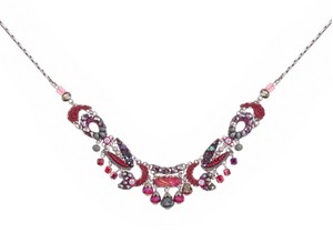 Ayala Bar | Crimson Flame Necklace