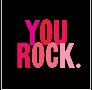Quotable | You Rock