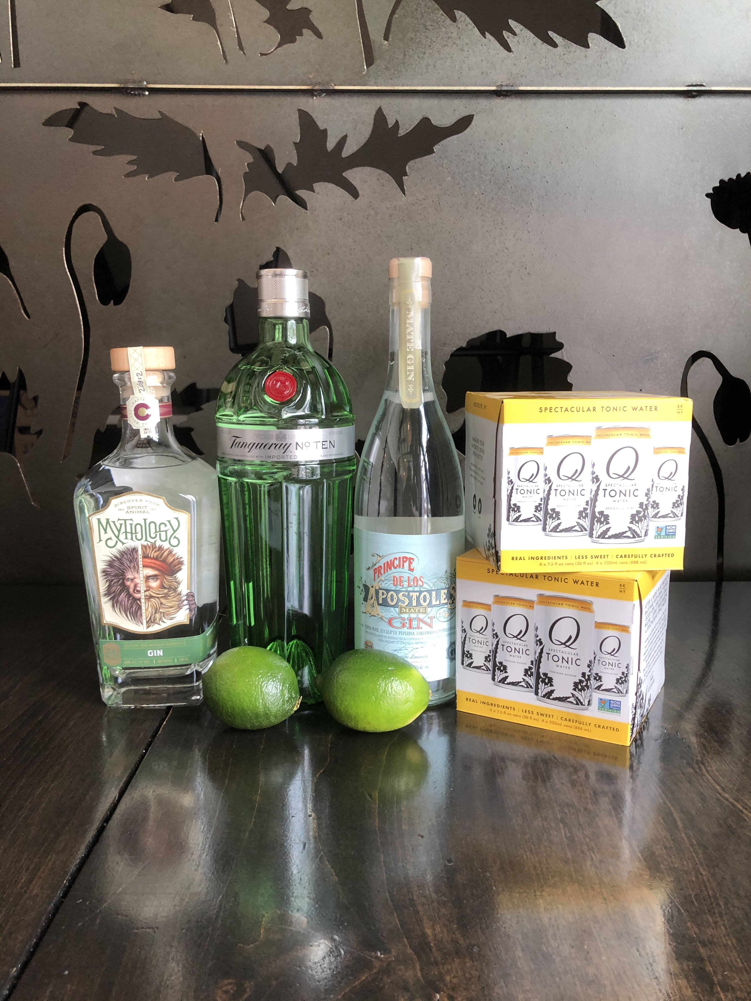 School's Out For Summer Gin + Tonic Kit