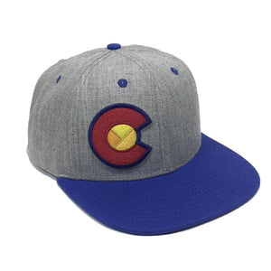 YoColorado | The Mile High Flat Bill Hat