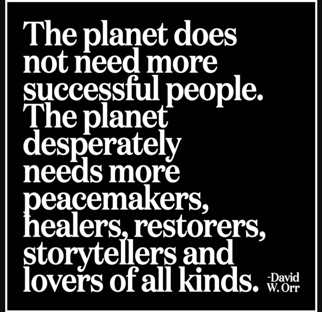 Quotable | The Planet