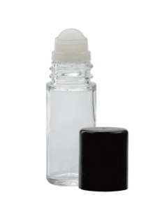 Roll-On Glass Vial