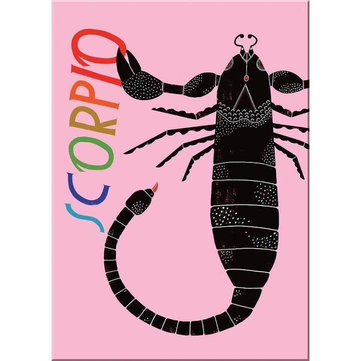 Emily McDowell & Friends Magnet | Scorpio Zodiac | Home & Gifts | $6
