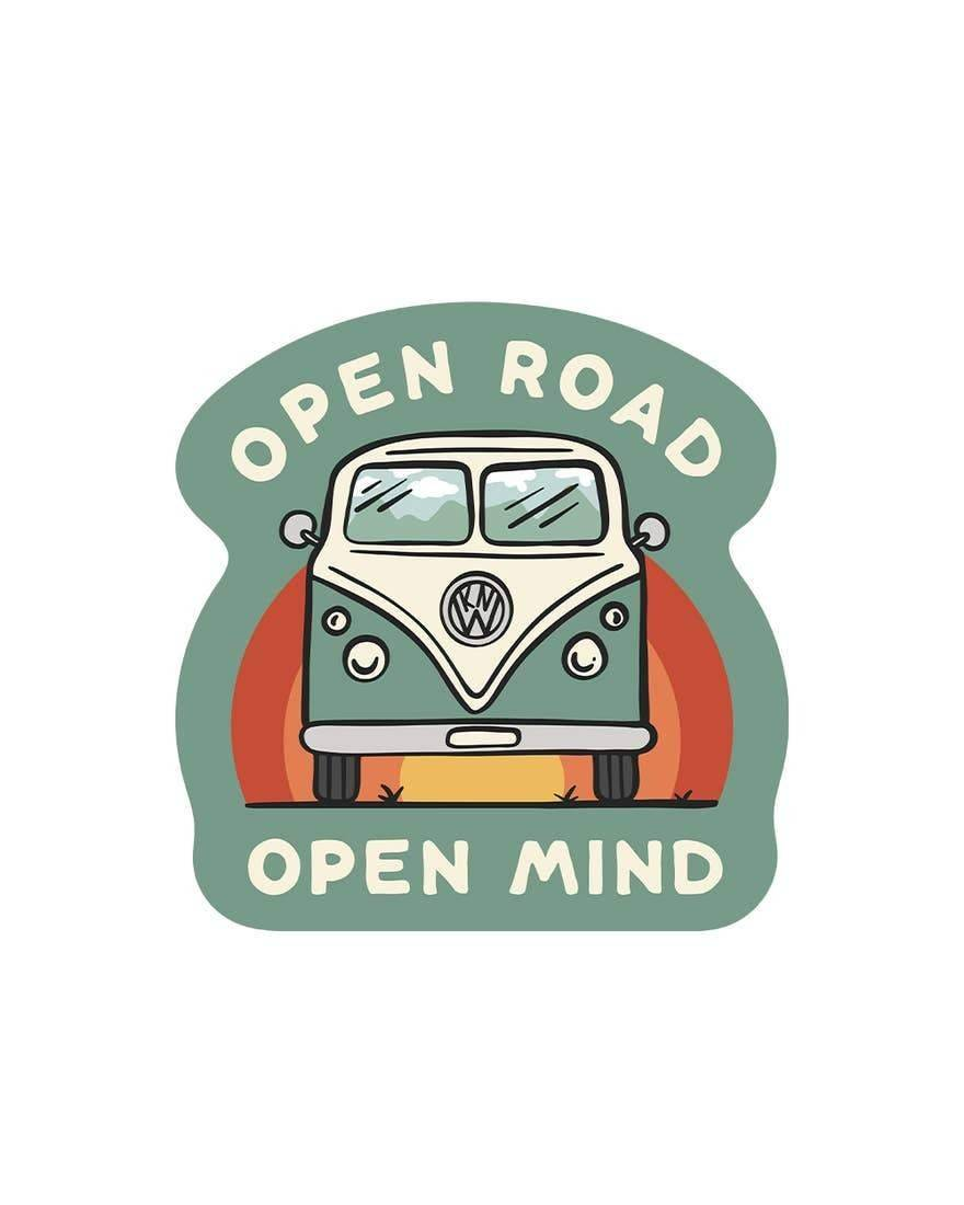 Keep Nature Wild | Open Road Sticker