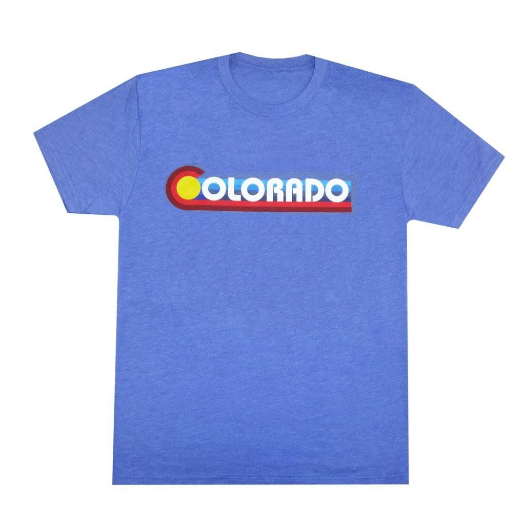 Aksels Men's Retro | Colorado Scape | Tees | $24