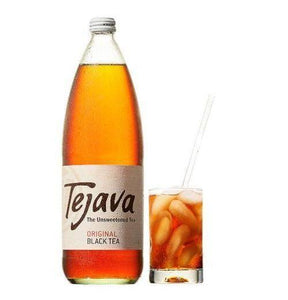 Tejava Iced Tea Unsweetened 12Oz Bottles