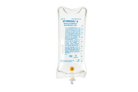 Bag of IV Fluids