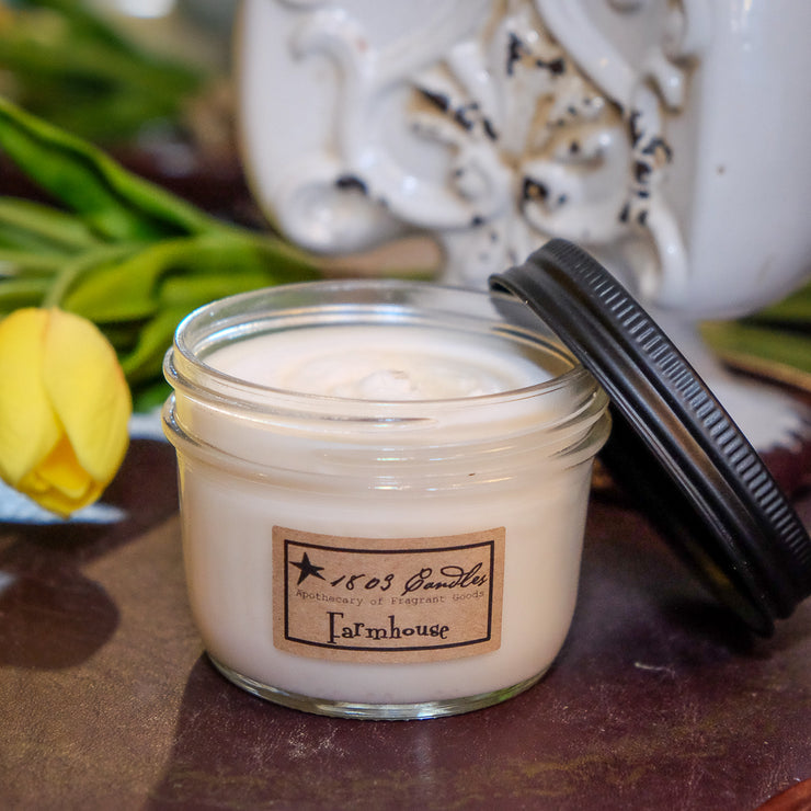 1803 Jar Candle - Farmhouse