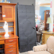 (BRAND NEW) Metal Barn Door