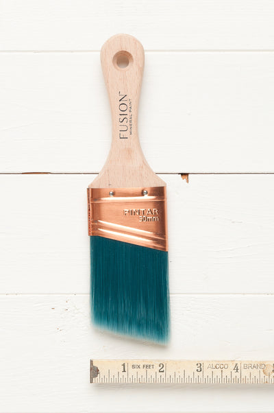 Fusion Mineral Paint-Synthetic Angled Brush 2""
