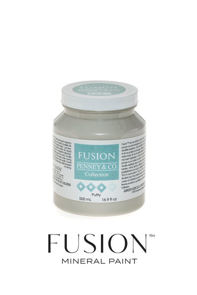 Fusion Mineral Paint-PUTTY (Pint)
