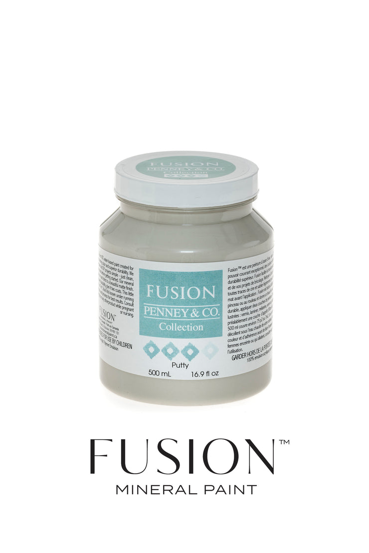 Fusion Mineral Paint-PUTTY (Pint) - Acosta's Home