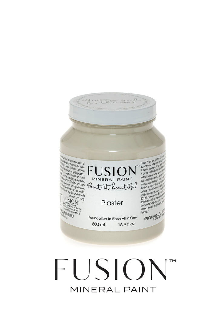 Fusion Mineral Paint-PLASTER (Pint) - Acosta's Home