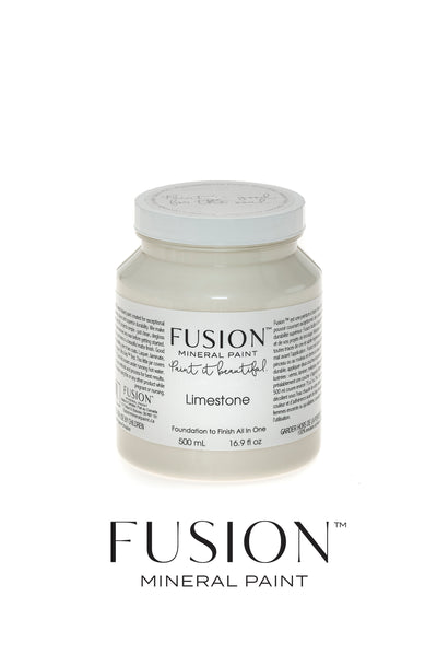 Fusion Mineral Paint-LIMESTONE (Pint)
