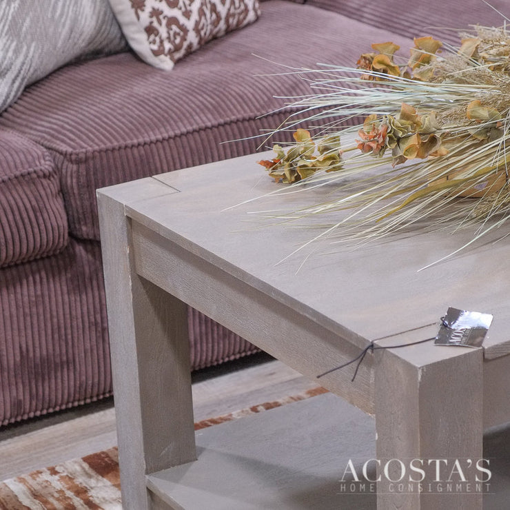 AS IS - Mango Coffee Table