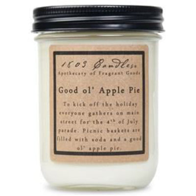 1803 Jar Candle - Good Ol' Apple Pie