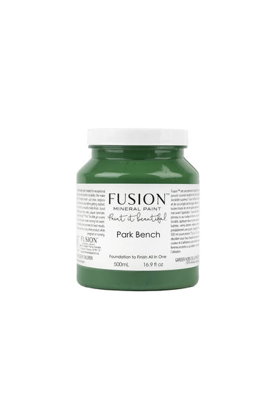 Fusion Mineral Paint-PARK BENCH (Pint)