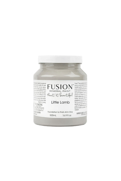 Fusion Mineral Paint - LITTLE LAMB (Pint)