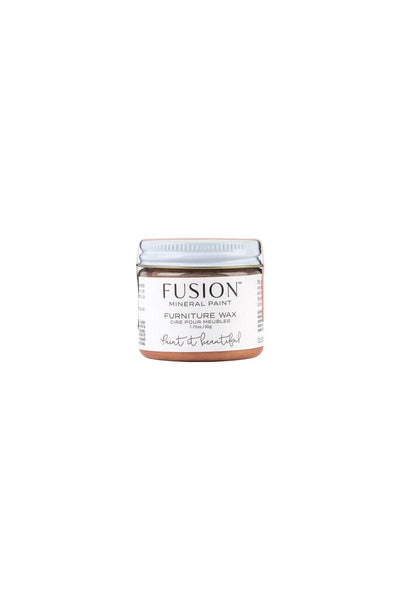 Fusion Mineral Paint-Wax Copper