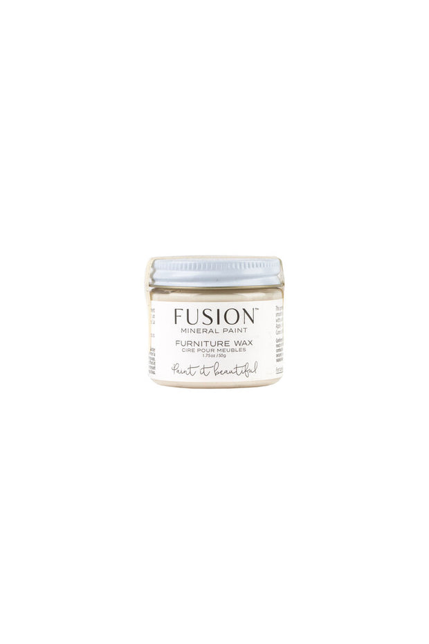 Fusion Mineral Paint-Wax Clear