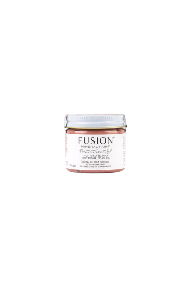 Fusion Mineral Paint-Wax Rose Gold