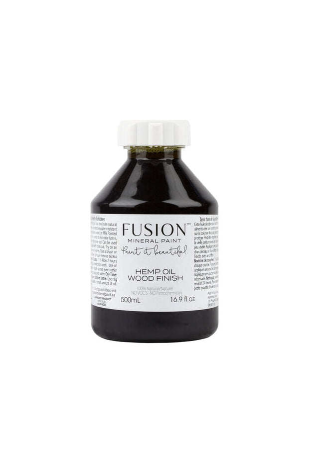 Fusion Mineral Paint - Hemp Oil Finish