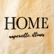 Home Naperville Cotton Tea Towel