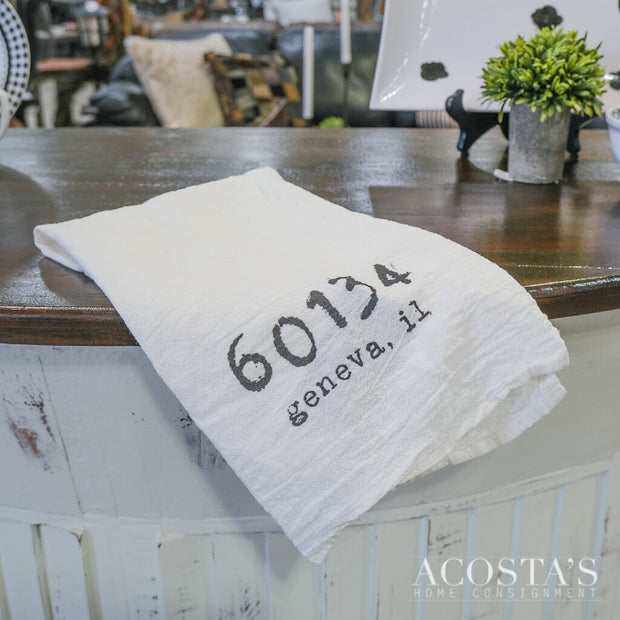 Geneva 60134 Cotton Tea Towel - Acosta's Home