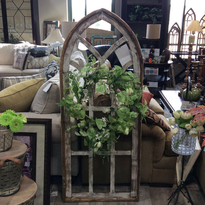 (BRAND NEW) Genoa Wood Window Arch