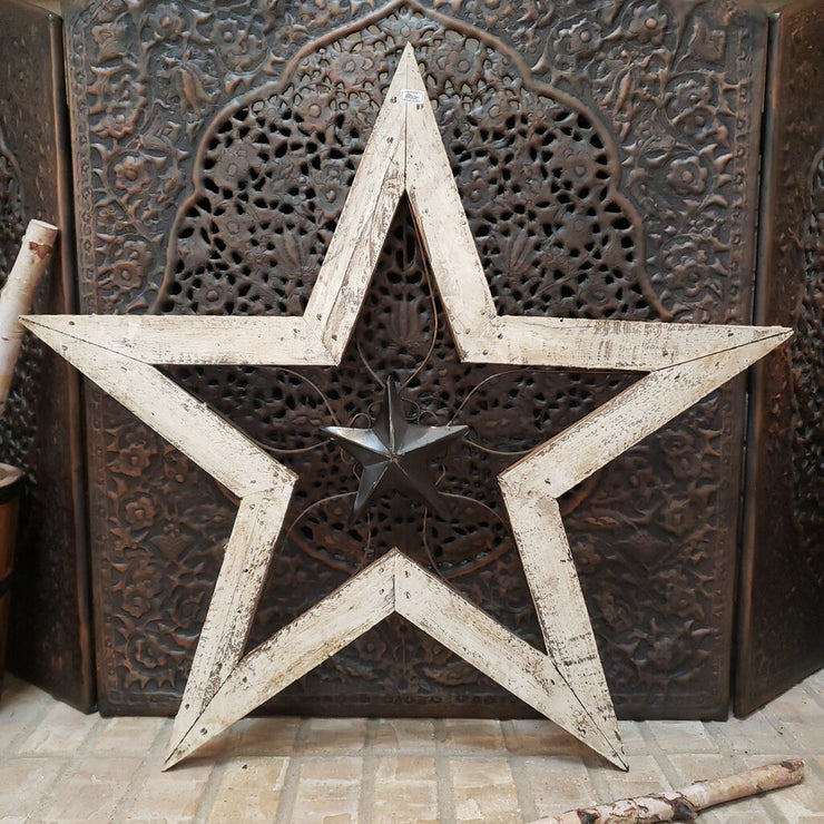 Wood Star - Acosta's Home