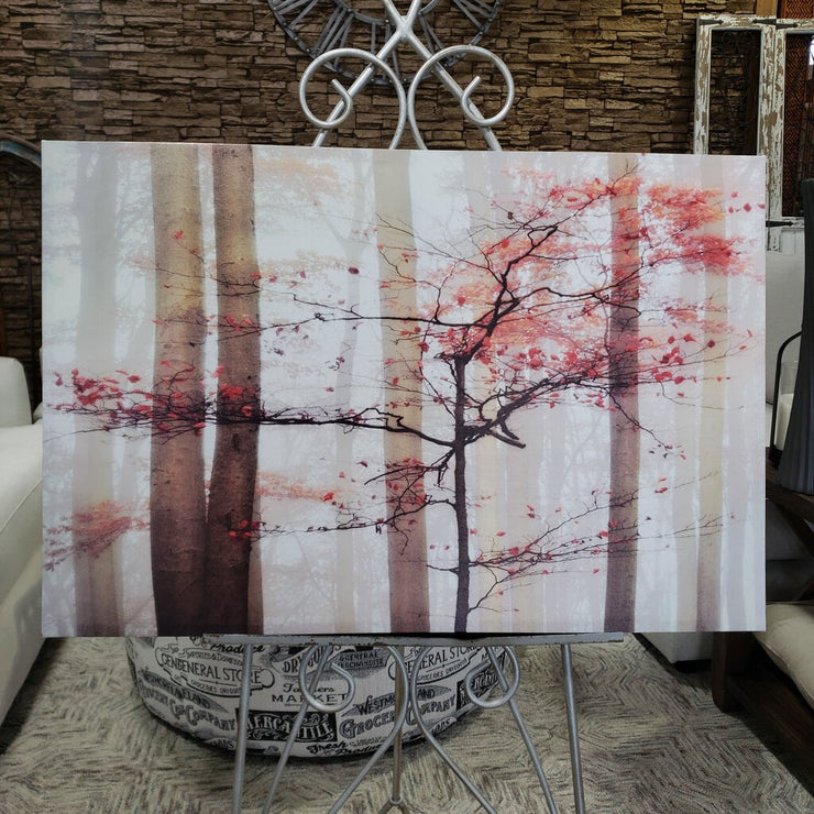 Trees Canvas - Acosta's Home