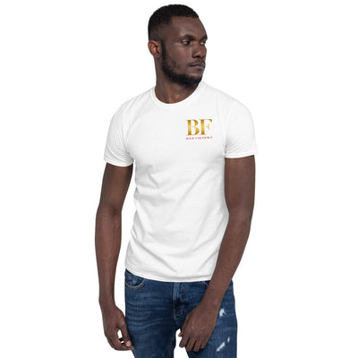 Short-Sleeve Unisex T-Shirt - Bold & Fierce