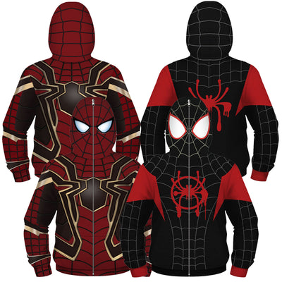 Spiderman Long Sleeve Sweatshirt - Bold & Fierce