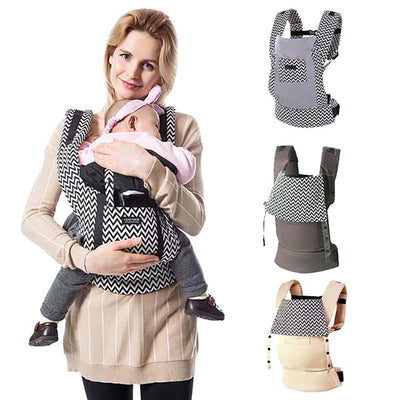 Ergonomic Baby Carriers Backpacks - Bold & Fierce