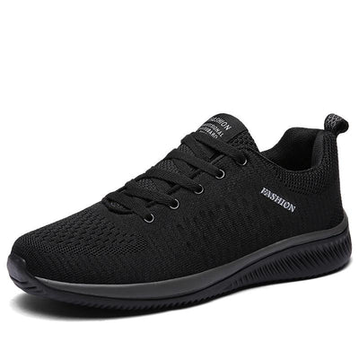 Lightweight Comfortable Walking Sneakers - Bold & Fierce