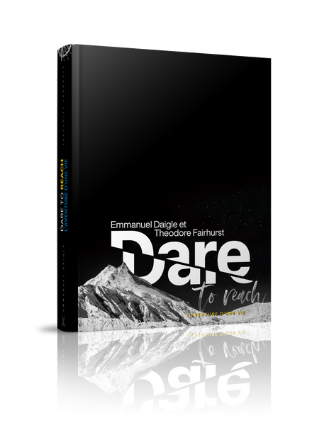 DARE TO REACH BOOK