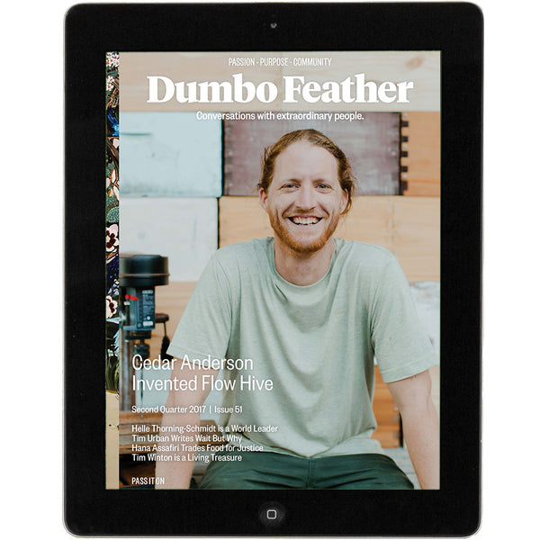 Digital 1 year subscription—4 issues