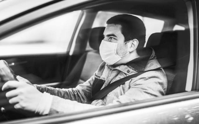 Uber will require riders & drivers to wear masks