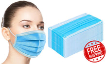 Load image into Gallery viewer, Disposable Face Masks - Bulk Order Discount