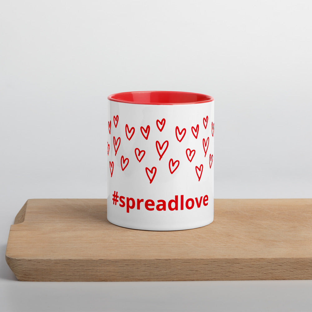 spreadlove Mug - Mask2.Me