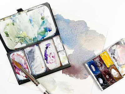 The New Art Toolkit for Watercolourists