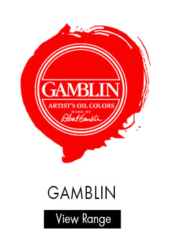 Gamblin available at Parkers Sydney Fine Art Supplies