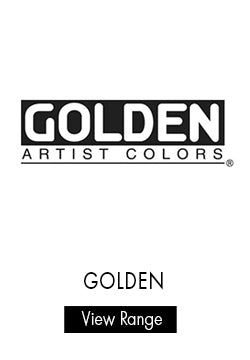 Golden available at Parkers Sydney Fine Art Supplies
