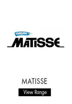 Matisse available at Parkers Sydney Fine Art Supplies