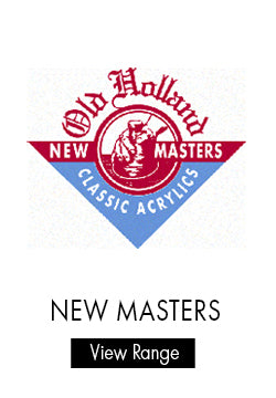 New Masters available at Parkers Sydney Fine Art Supplies