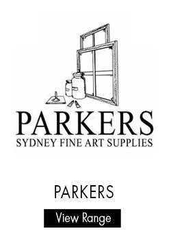 Parkers Brand available at Parkers Sydney Fine Art Supplies