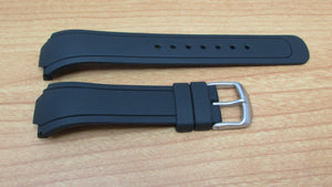 Citizen Rubber Black Eco-Drive Watch Band 59-K50102/59-k50115 19mm