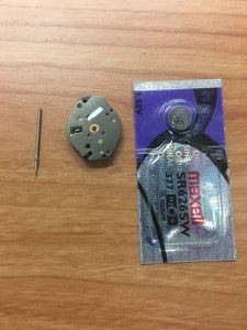 New Quartz Watch Movement with Stem Y121E With New Battery